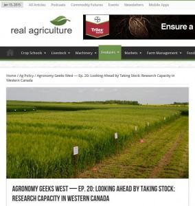 Agronomy Geek