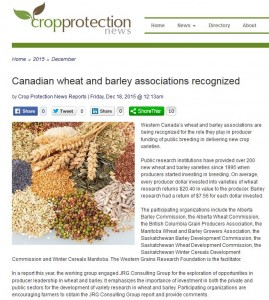 Crop Protection news