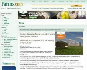 Farms Core