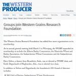 Western Producer March